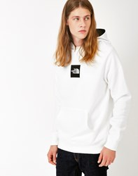 The North Face Black Label Fine Hoodie White