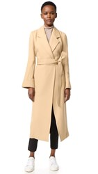 A.L.C. Christopher Coat Camel