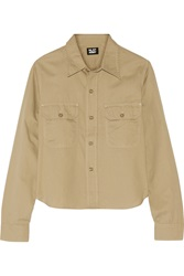 Nlst Shrunken Surplus Cotton Shirt