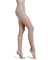 Spanx Power Footless Capri Tights Brown