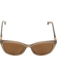 Mykita 'Mulberry' Sunglasses Brown