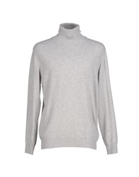 Della Ciana Knitwear Turtlenecks Men Beige