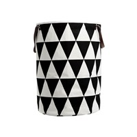 Ferm Living Laundry Basket Triangle