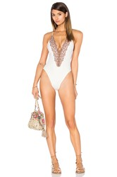 Blue Life Eclipse One Piece Ivory