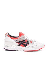 Asics Platinum Gel Lyte V Red
