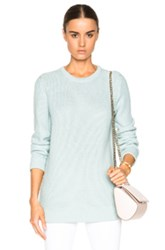 Rag And Bone Rag And Bone Jean Rita Boyfriend Sweater In Blue