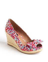 Lord And Taylor Liberty Of London Artemi Wedge Espadrille
