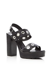 Charles By Charles David Paradise Platform Sandals Compare At 119 Black