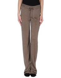 Roberto Collina Casual Pants Grey