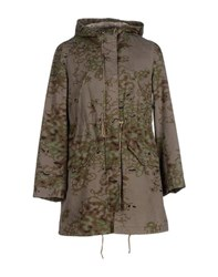 The Editor Coats And Jackets Jackets Men Military Green