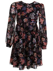 Miss Selfridge Printed Smock Dress Multi