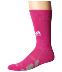 Adidas Utility Over The Calf Intense Pink White Light Onix Knee High Socks Shoes