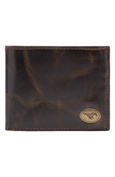 Men's Jack Mason Brand 'Legacy Southern Methodist University Mustangs' Traveler Wallet