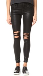 Joe's Jeans The Icon Ankle Skinny Black