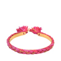 Aurelie Bidermann Copacabana Cotton Threads Bracelet