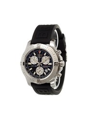 Breitling 'Colt Chronograph' Analog Watch Stainless Steel