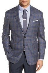 Todd Snyder Men's White Label 'May Fair' Trim Fit Plaid Wool Sport Coat