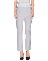 Hache Trousers Casual Trousers Women White