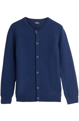 A.P.C. Todd Wool Cashmere Cardigan