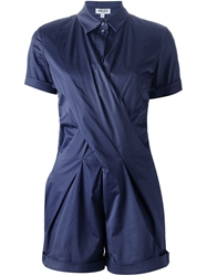 Kenzo Twisted Front Playsuit