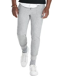 Polo Ralph Lauren French Terry Jogger Pants Salt And Pepper
