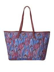 White Stuff Dear Deco Tote Bag Purple