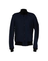 Gareth Pugh Jackets Dark Blue