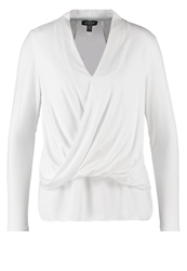 Lipsy Long Sleeved Top Ivory Off White