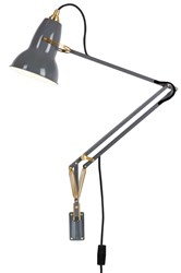 Anglepoise Original 1227 Brass Wall Mounted Lamp