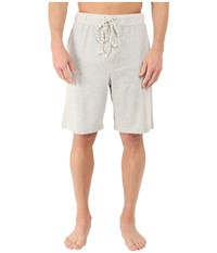 Kenneth Cole Reaction Marled Jam Marled Light Grey Men's Pajama White