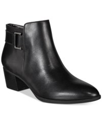 Alfani Women's Adisonn Ankle Booties Only At Macy's Women's Shoes Black