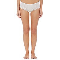 Zimmerli Women's Maude Prive Hipster Briefs Blue