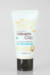 The Face Shop Volcanic Clay Black Head Clay Nose Pack Assorted