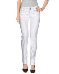 Nolita Trousers Casual Trousers Women White