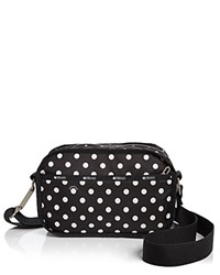 Le Sport Sac Lesportsac Camera Bag Crossbody Sun Multi Black