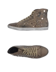 Cavallini High Top Sneakers