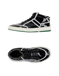 Osklen High Tops And Trainers Black