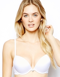 The One Lightweight Push Up Bra White