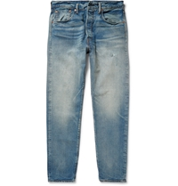 Collector's Edition 501 Cone Selvedge Jeans Blue