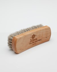Alden Horsehair Brush Natural Brown