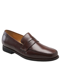 Johnston And Murphy 'Ainsworth' Penny Loafer Online Only Antique Mahogany