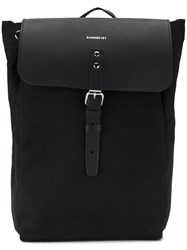 Sandqvist 'Alva' Backpack Black