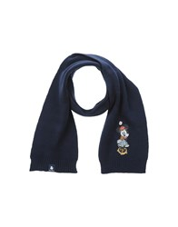 Duck Farm Accessories Oblong Scarves Women Dark Blue