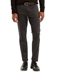 Levi's 541 Athletic Fit Twill Pants Graphite