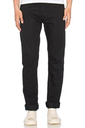 Rogue Territory Stealth Sk 11Oz Raw Japanese Selvedge Black