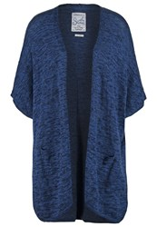 Superdry Pebble Cardigan Navylight Blue
