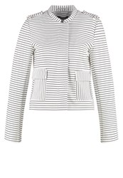 Vila Vishale Sailor Blazer Pristine Off White