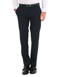 Ikks Navy Jak Slim Fit Trousers