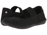 Bernie Mev. Cuddly Black Women's Maryjane Shoes