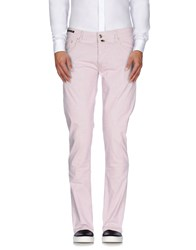 Pt05 Trousers Casual Trousers Men Lilac